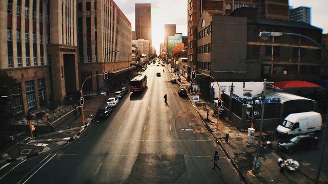 Семь советов для фотосъёмки городских пейзажей