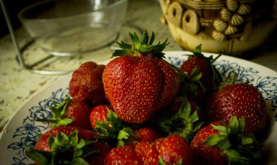 Как фотографировать ягоды