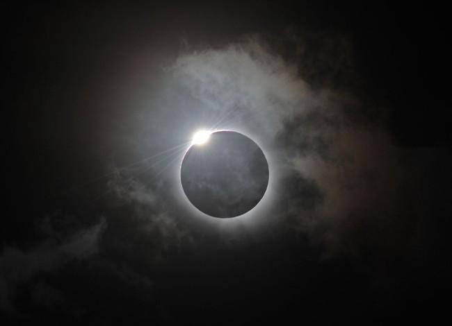Как сфотографировать солнечное затмение