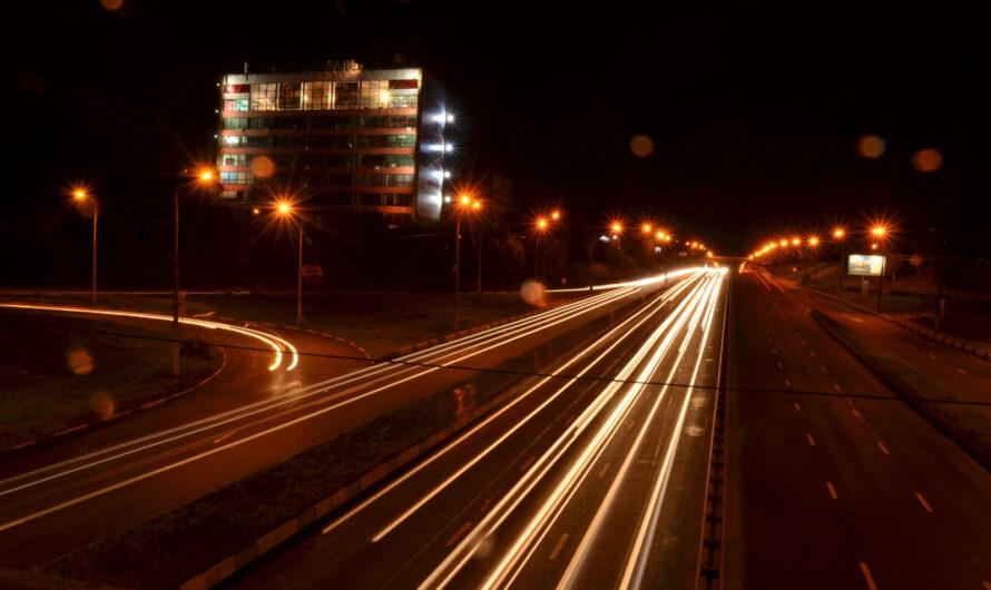 Как красиво фотографировать ночью